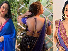 Rani Chatterjee Bold Photos: रानी चटर्जी का देसी अंदाज बना देगा आपको दीवाना! देखें तस्वीरें