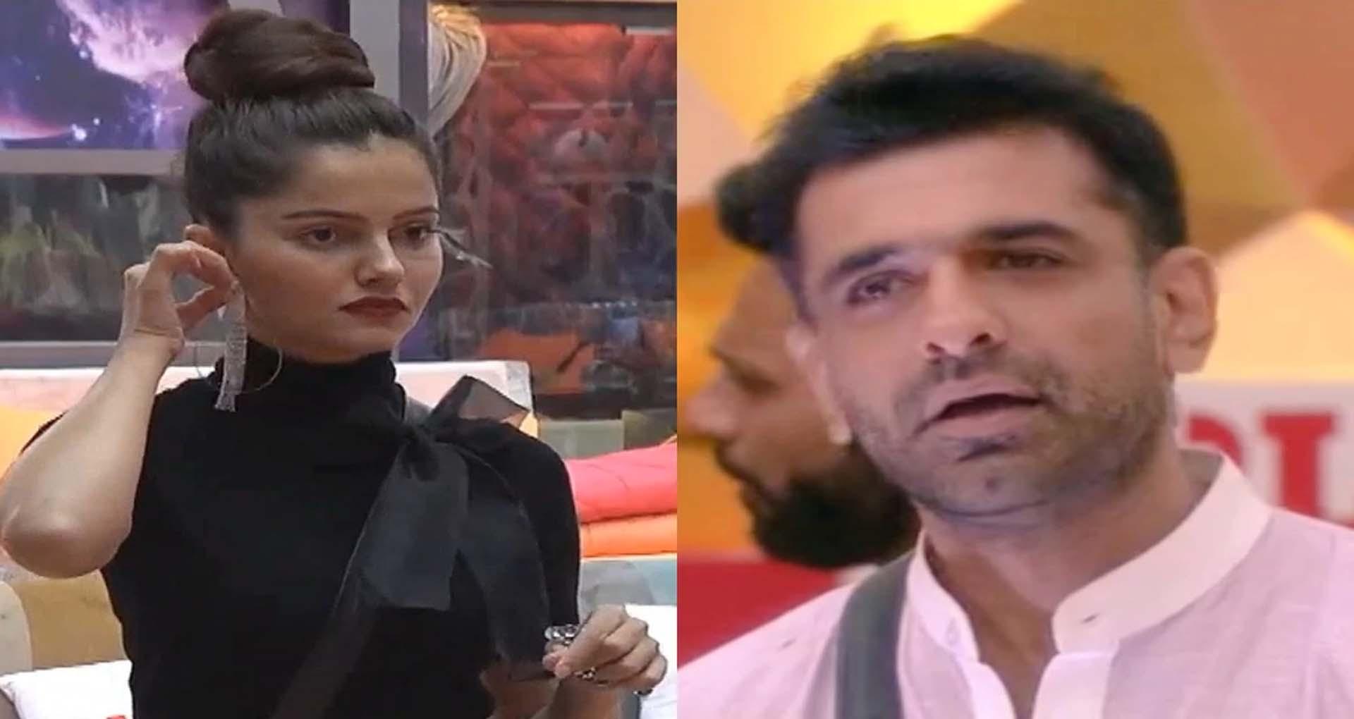 Bigg Boss 14: एजाज खान और रुबीना दिलैक के बीच हुई जमकर बहस! नए कैप्टन बने मनु पंजाबी