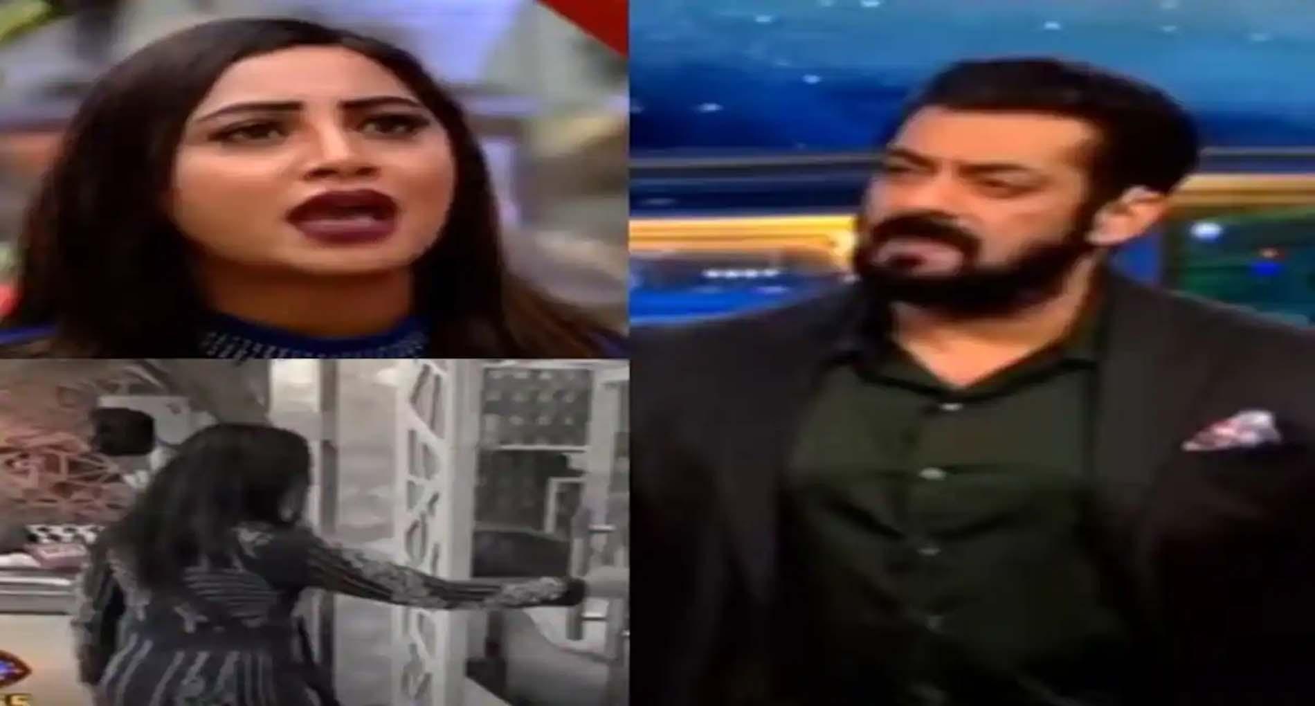 Bigg Boss 14: सलमान खान की फटकार से निकले अर्शी खान के आंसू, घर छोड़ने की आई नौबत!