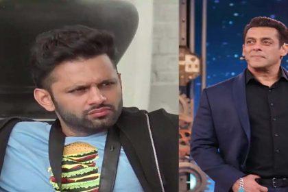 Bigg Boss 14: राहुल वैद्य पर फूटा सलमान खान का गुस्सा!