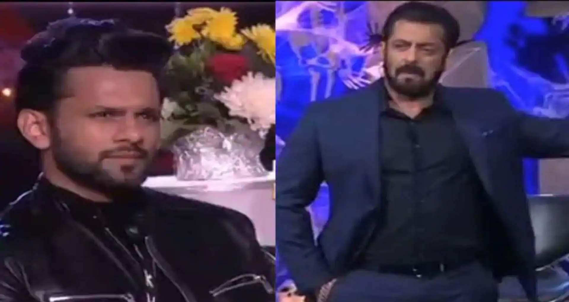 Bigg Boss 14: एंट्री से पहले राहुल वैद्य का हुआ सलमान खान के तीखे सवालों से सामना!