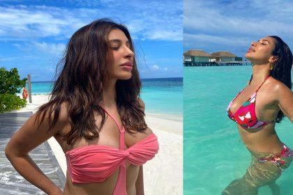 Sophie Choudry Bold Photos: मालदीव के समंदर में सोफी चौधरी ने लगाई आग! देखें बोल्ड तस्वीरें