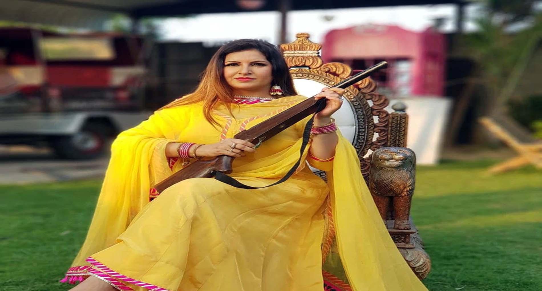 BJP नेता और एक्ट्रेस सोनाली फोगट की बिग बॉस 14 में एंट्री! विवादों से रहा है नाता