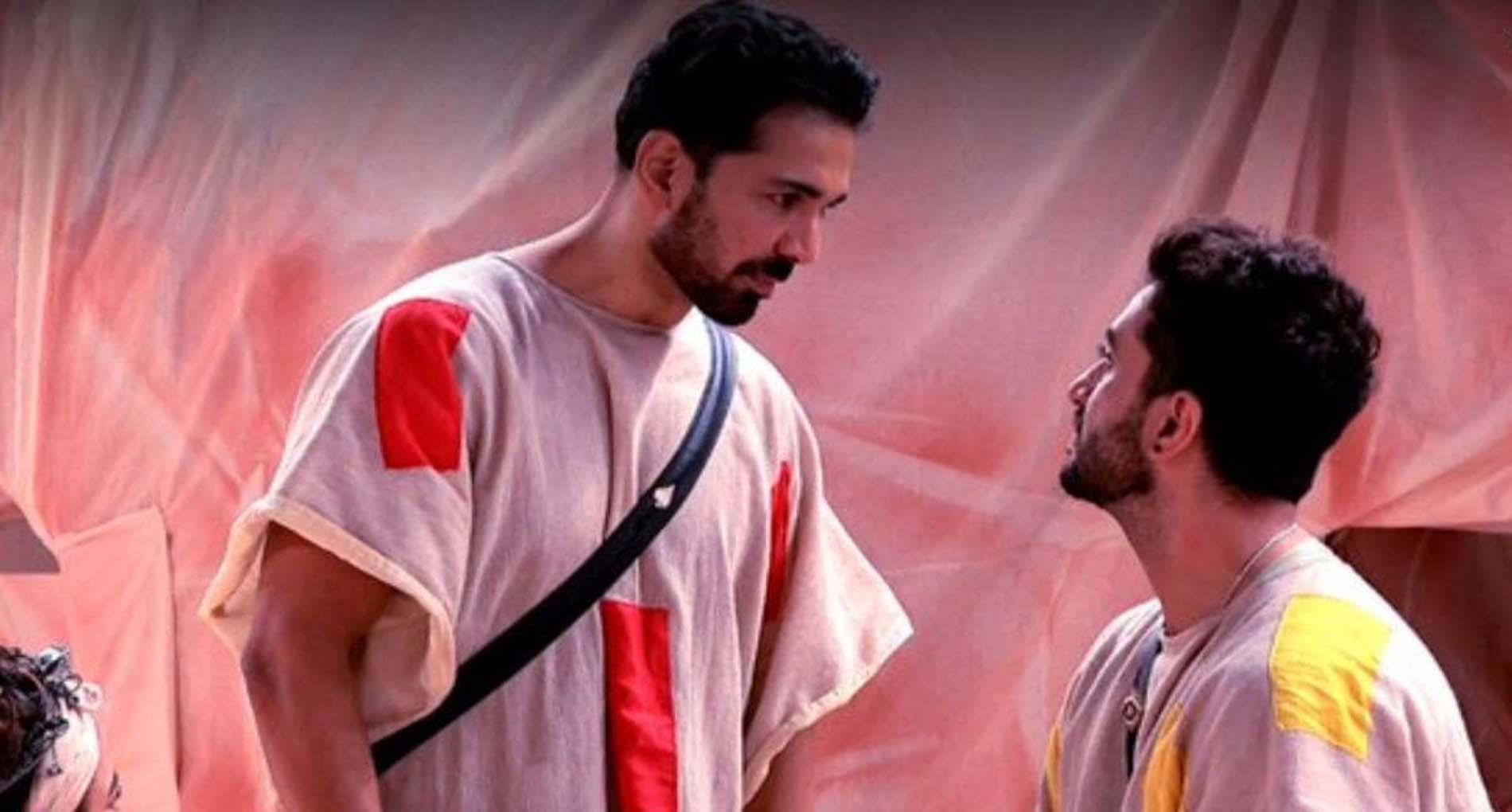 Bigg Boss 14: अभिनव शुक्ला और अली गोनी के बीच शुरू हुआ घमासान!
