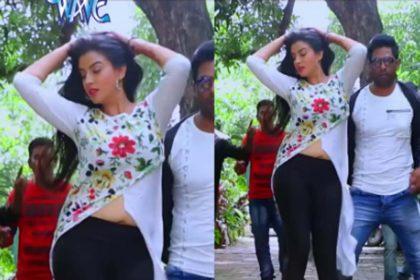 Akshara Singh Hit Song: अक्षरा सिंह के गाने 'टुकुर टुकुर ताका ना' ने मचाया धमाल! देखें वीडियो