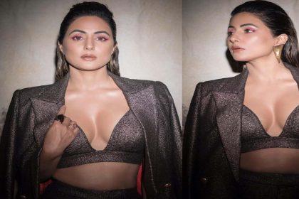 Hina Khan Photos: हिना खान ने कराया बोल्ड फोटोशूट! तस्वीरें सोशल मीडिया पर हुईं Viral