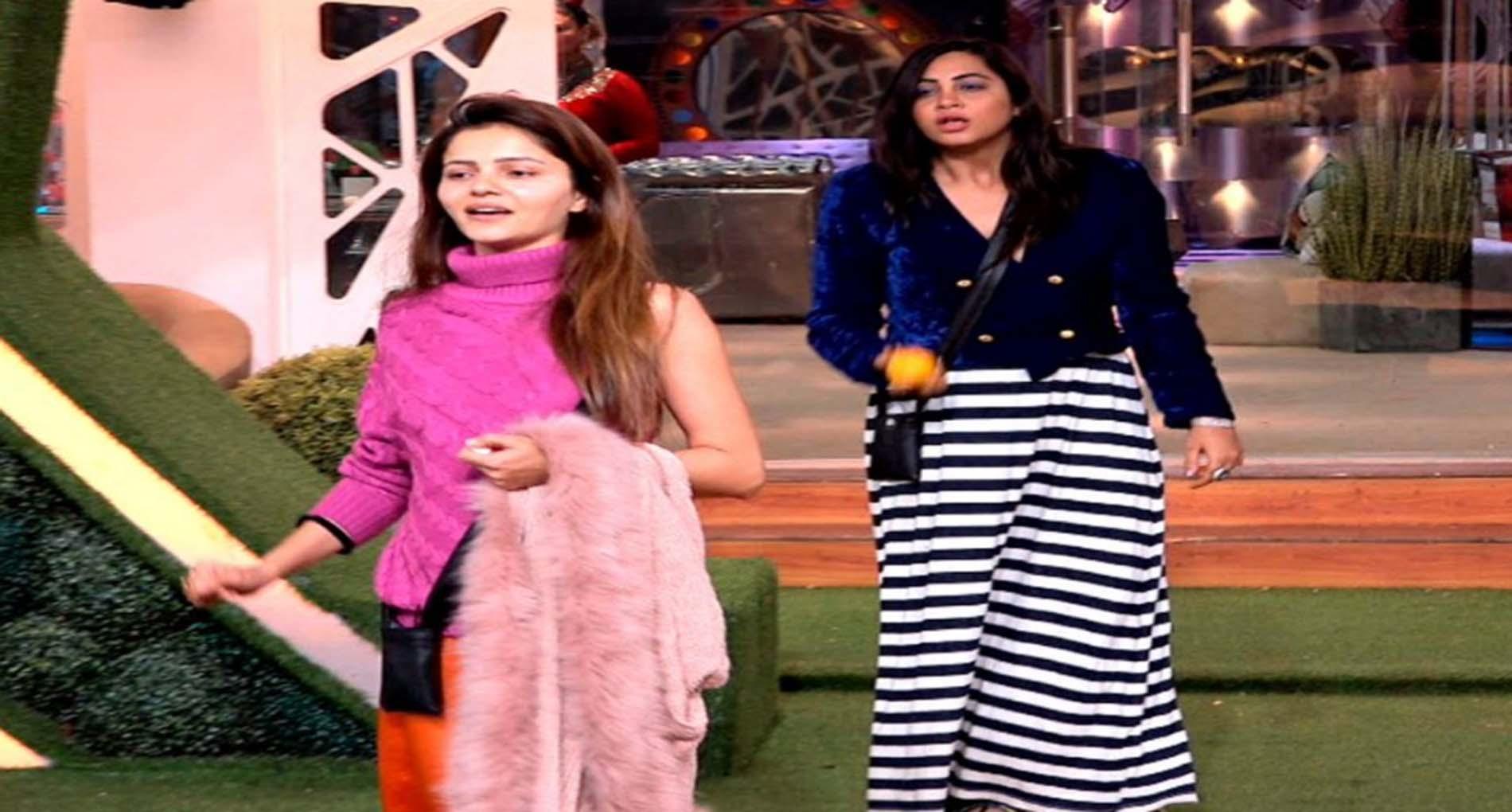 Bigg boss 14: रुबीना दिलैक से भिंडी अर्शी खान! जैस्मिन भसीन ने बहाए जमकर आंसू