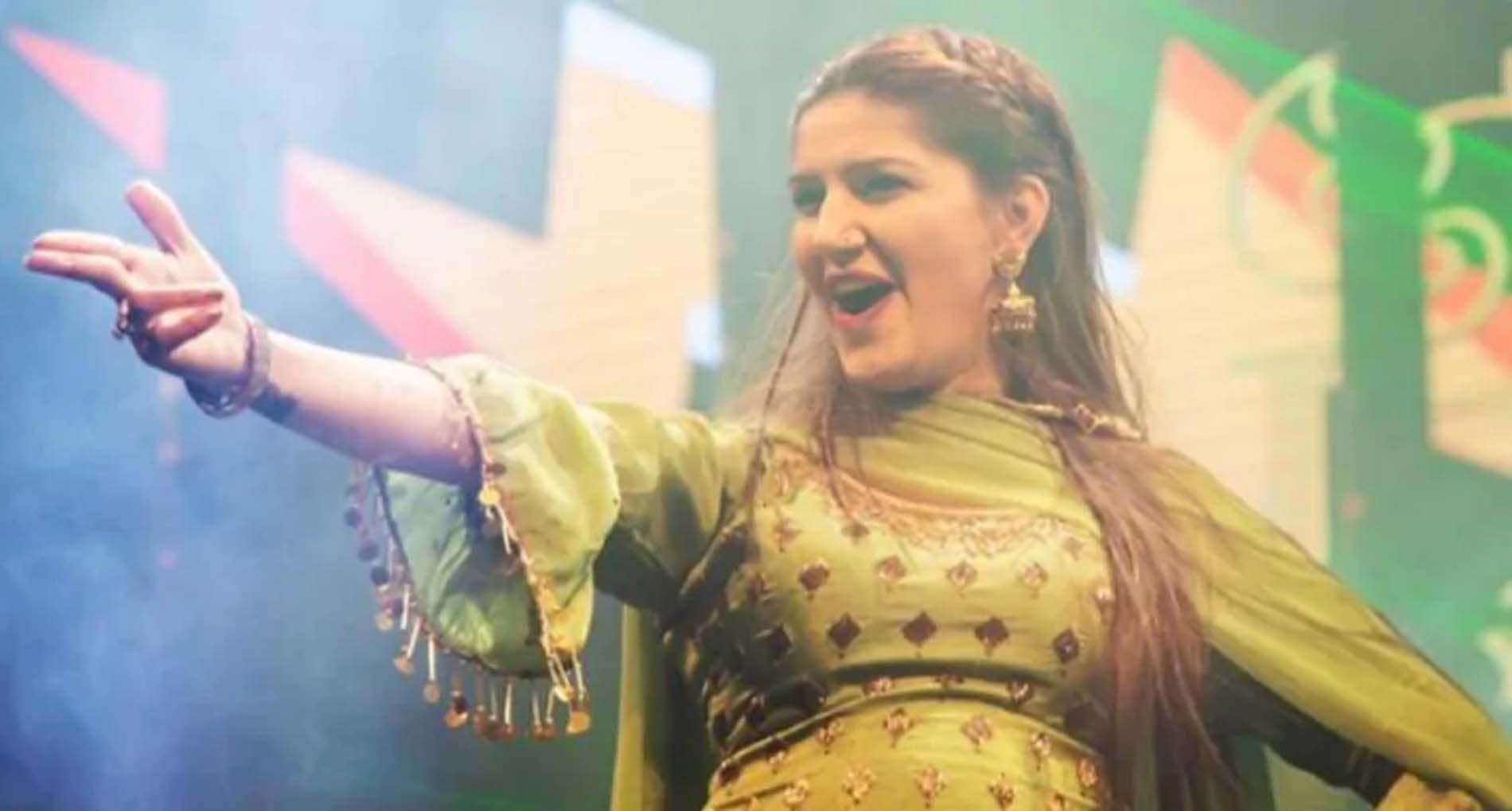 Sapna Choudhary Dance Video: सपना चौधरी ने किया 'लत लग जागी' गाने पर जोरदार डांस! देखें वीडियो