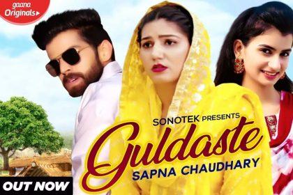 Sapna Chouhdary Dance Video: सपना चौधरी का नया गाना 'गुलदस्ता' हुआ वायरल