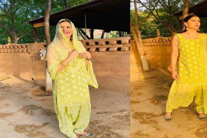 Sapna Choudhary Photos: सपना चौधरी ने अपने देसी लुक से फैंस को किया घायल! देखें तस्वीरें