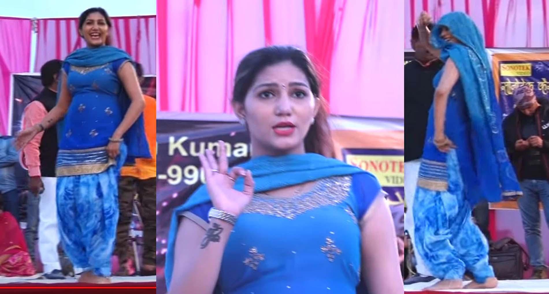 Sapna Choudhary Dance Video: सपना चौधरी ने इस गाने पर किया जोरदार डांस! फैंस हुए दीवाने