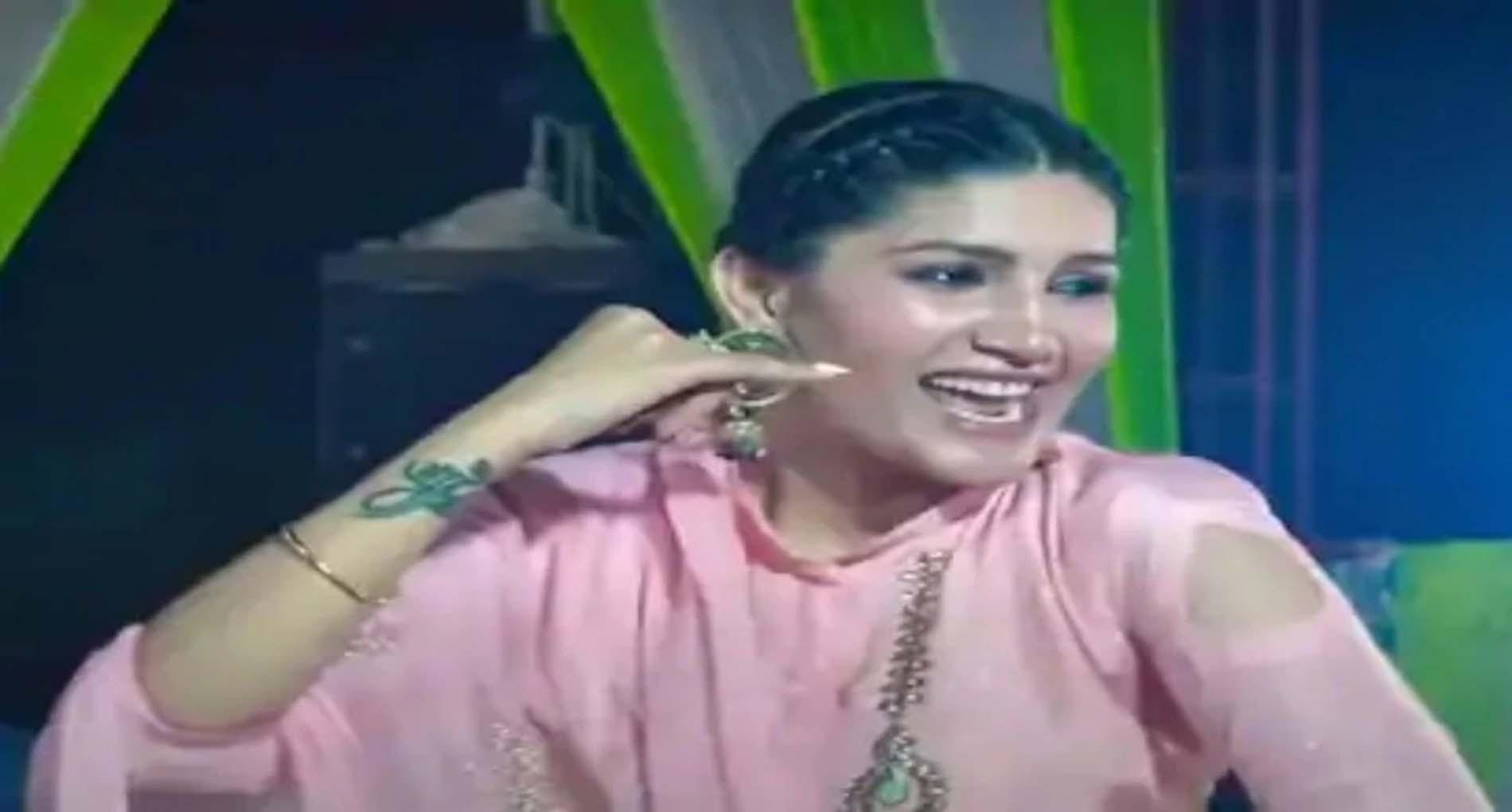 सपना चौधरी के गाने 'चुनरी जयपुर से मंगवाई' को मिले 20 करोड़ से ज्यादा व्यूज! देखें वीडियो