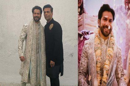 वरुण धवन की शादी पर करण जौहर ने शेयर किया इमोशनल पोस्ट, लिखा- 'मेरा लड़का बड़ा हो गया है'