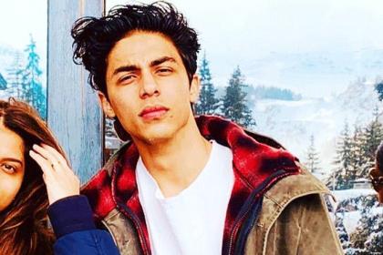 आर्यन खान हैं हूबहू शाहरुख़ खान!
