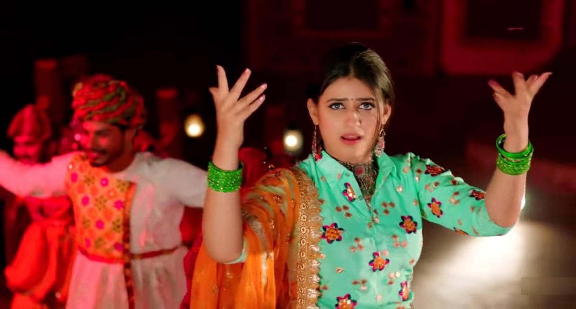Sapna Chaoudhary Song: सपना चौधरी के गाने पर प्रांजल दहिया का धमाकेदार डांस! देखें वीडियो