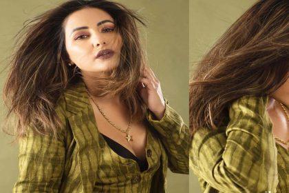 Hina Khan Photos: हिना खान का गॉर्जियस लुक! सोशल मीडिया पर शेयर की फोटोज