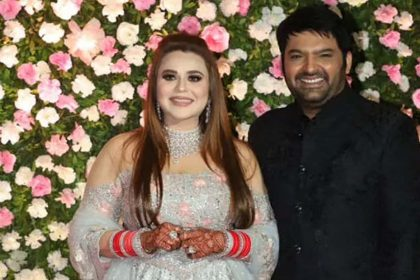 कॉमेडी किंग कपिल शर्मा दूसरी बार बने पापा, पत्नी गिन्नी चतरथ ने दिया बेटे को जन्म