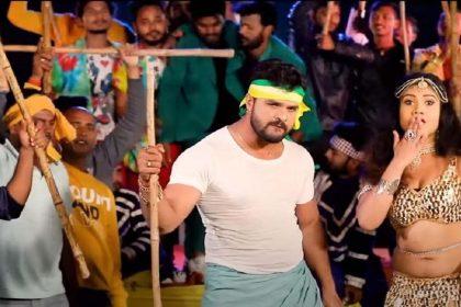 Khesari Lal Yadav New Bhojpuri Holi Song: खेसारी लाल के होली सॉन्ग का धमाल! हुआ Viral