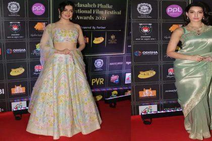DPIFF Awards 2021: नोरा फतेही, दिव्या खोसला कुमार ने रेड कार्पेट पर ढाया कहर! देखें तस्वीरें