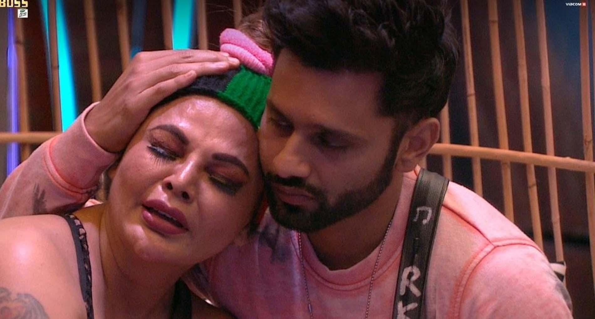 Bigg Boss 14: राहुल वैद्य के सामने राखी सावंत ने खोले निजी जीवन के राज!