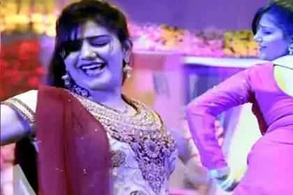 Sapna Choudhary Dance Video: सपना चौधरी का डांस देख लोगों ने बरसाए नोट! देखें VIRAL VIDEO
