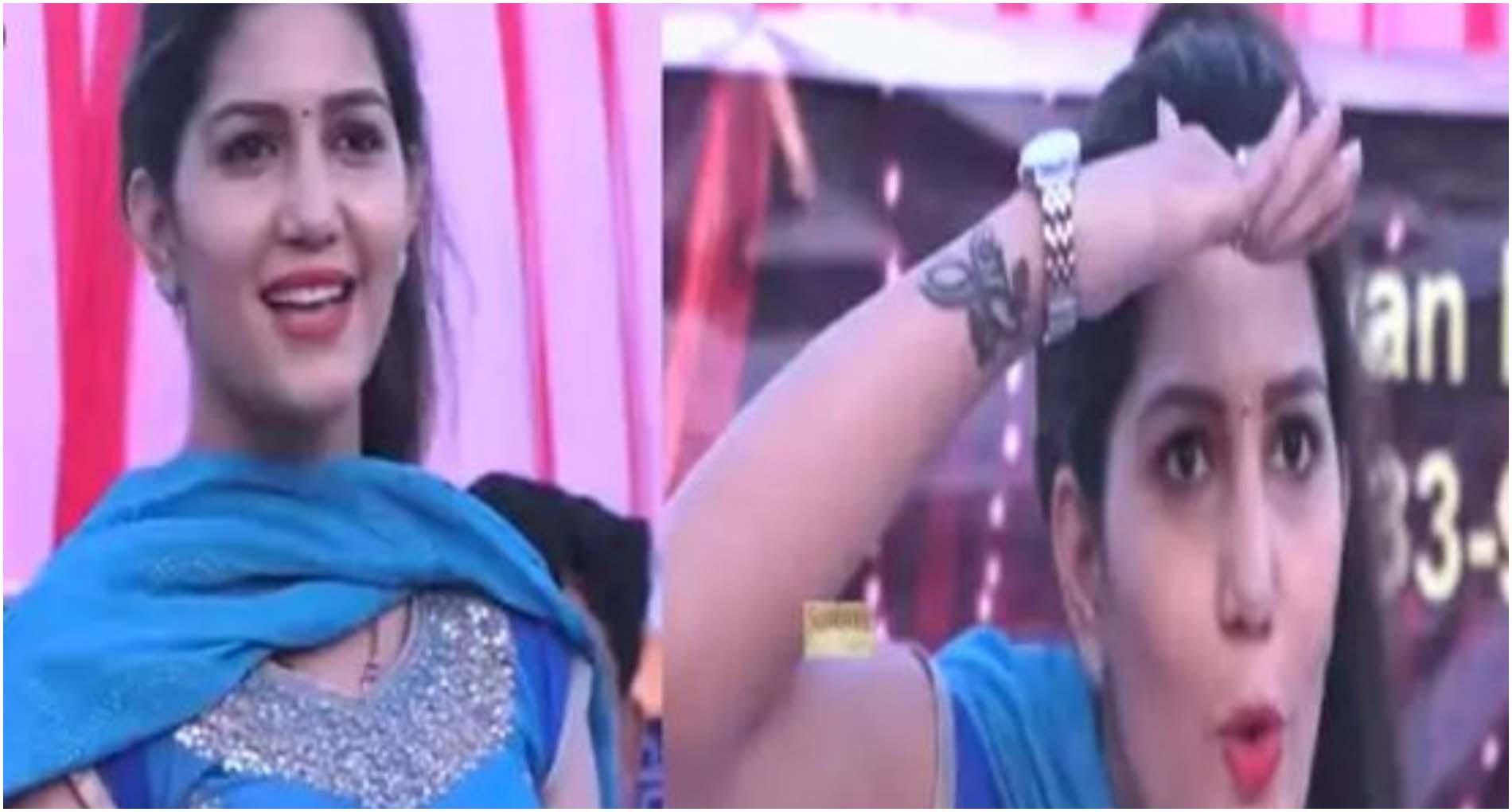 Sapna Choudhary Dance Video: सपना चौधरी ने इस गाने पर जबरदस्त डांस से सबको बनाया दीवाना