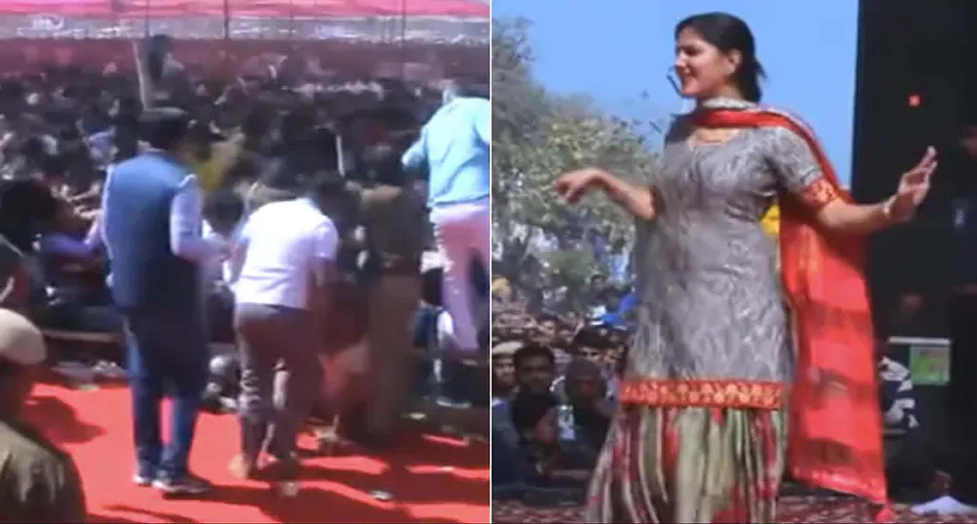 Sapna Choudhary Dance Video: सपना चौधरी ने 'बदली बदली लागे' हरियाणवी सॉन्ग पर किया जोरदार डांस!