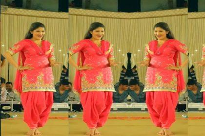 Sapna Choudhary Ke Gane: सपना चौधरी ने 'रोटियां के टोटे' गाने पर किया शानदार डांस! देखें Video