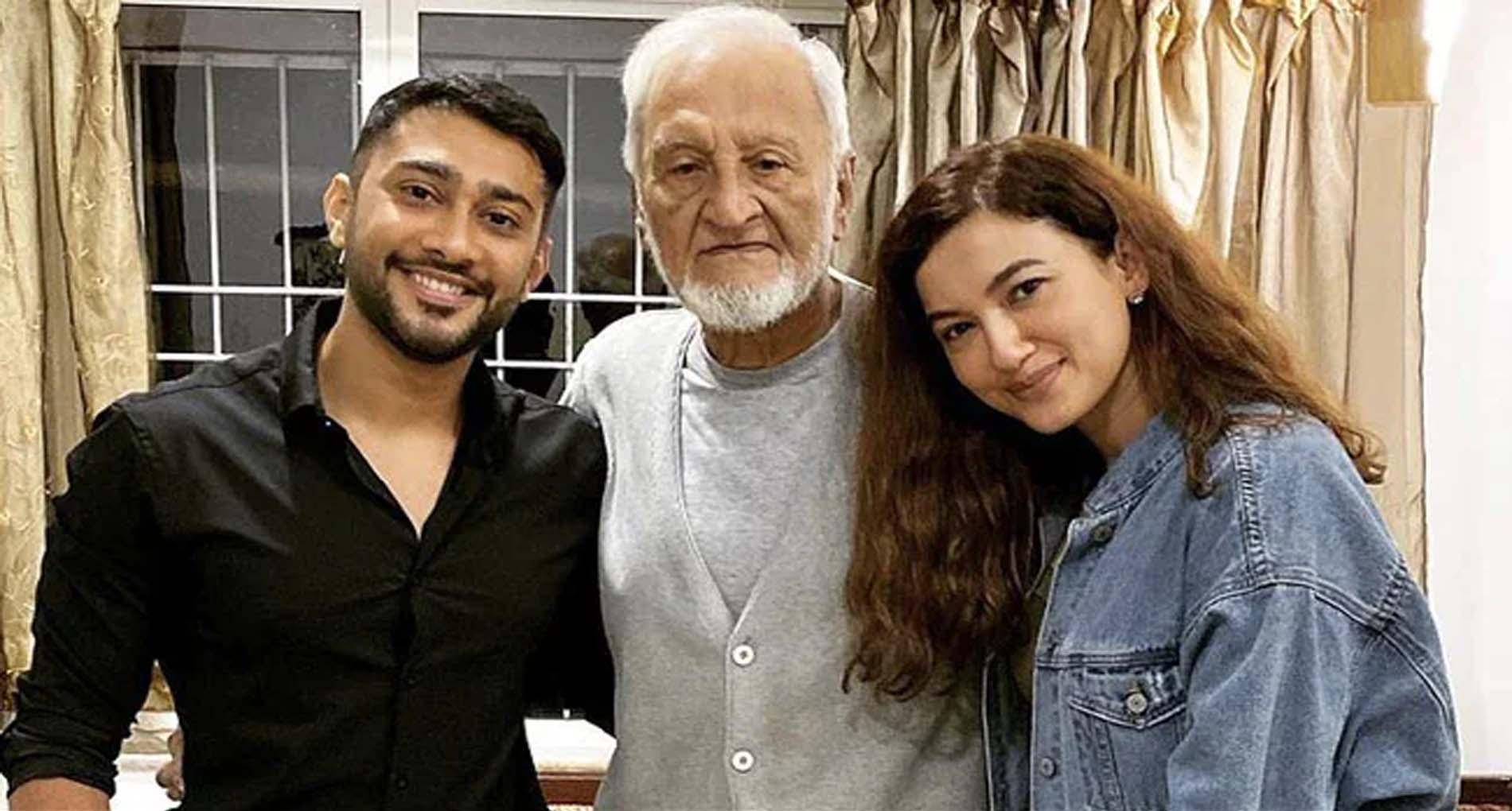 टीवी एक्ट्रेस गौहर खान के पिता का निधन, लंबे समय से चल रहे थे बीमार