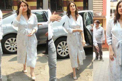 Kareena kapoor Photo: स्लिम ट्रिम लुक में नजर आईं करीना कपूर खान! तस्वीरें देख हैरान हुए फैन्स