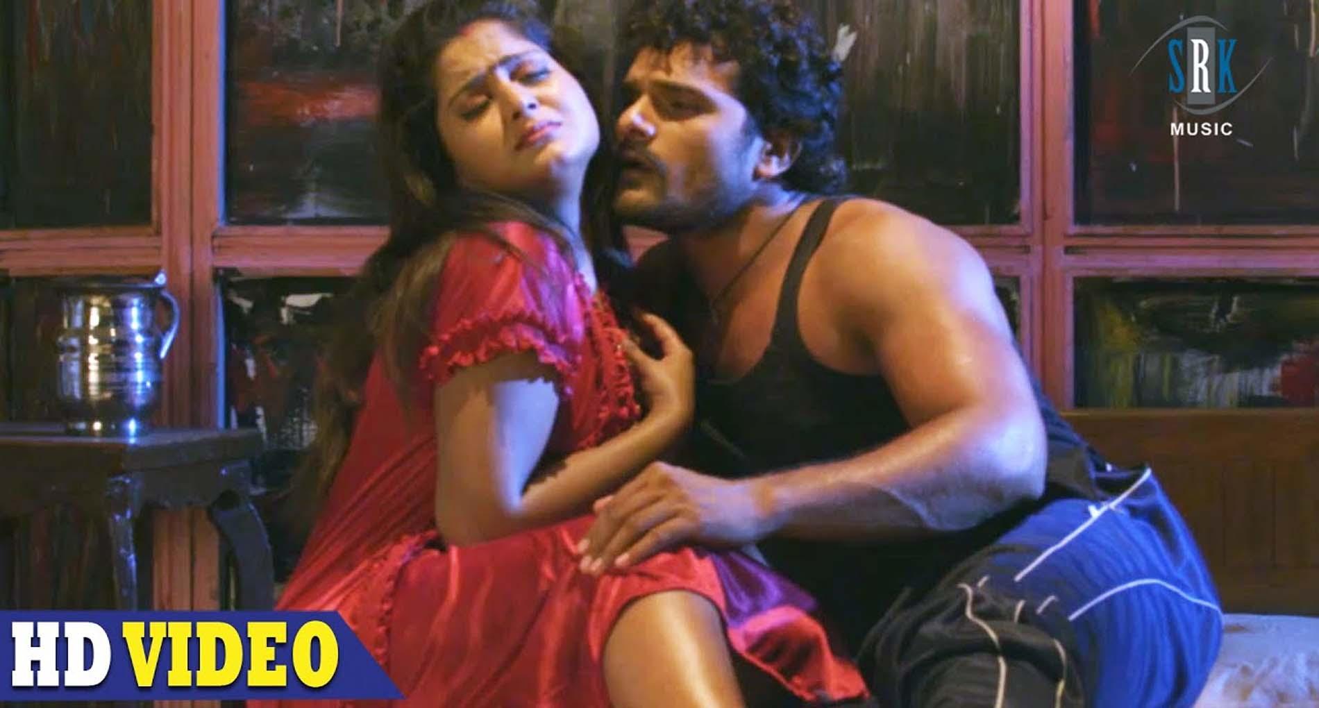 खेसारी लाल यादव और अंजना सिंह के भोजपुरी गाने 'कोरवा में कस के' की धूम! देखें वीडियो