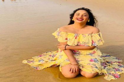 Rani Chatterjee Photos: समंदर किनारे स्टनिंग लुक में नजर आईं रानी चटर्जी! देखें तस्वीरें