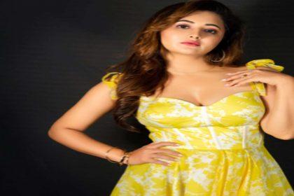 Rashami Desai Photos: रश्मि देसाई ने येलो ड्रेस में कराया फोटोशूट! तस्वीरें हुईं वायरल