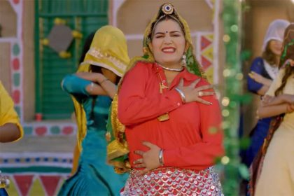 Sapna Choudhary Ke Gaane: रिलीज के साथ वायरल हुआ सपना चौधरी का नया हरियाणवी गाना 'छम्मक छल्लो'