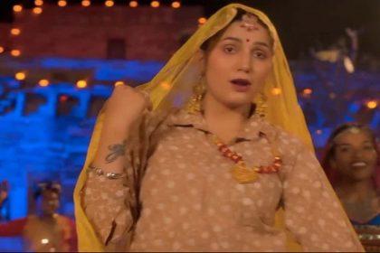 Sapna Choudhary New Song: सपना चौधरी के नए गाने 'पायल चांदी की' ने मचाई धूम! देखें वीडियो