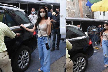 Shraddha Kapoor Photo: स्टाइलिश लुक में नजर आईं श्रद्धा कपूर! तस्वीरें हो रही हैं वायरल