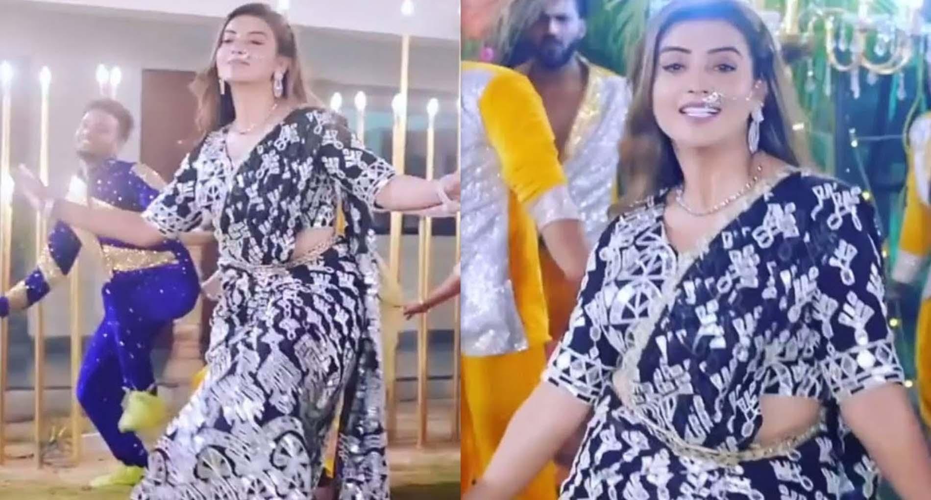 Akshara Singh Bhojpuri Song: अक्षरा सिंह के भोजपुरी गाने का धमाल! मिले 62 लाख व्यूज