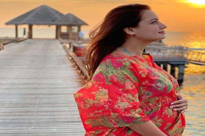 दीया मिर्जा की प्रेग्नेंसी टाइमिंग पर यूजर ने उठाए सवाल! दीया ने यूं दिया जवाब