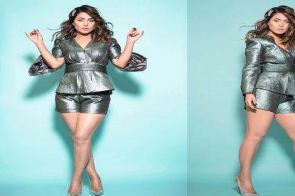 Hina Khan Photos: हिना खान ने अपने शानदार लुक से उड़ाया फैंस का होश! देखें तस्वीरें