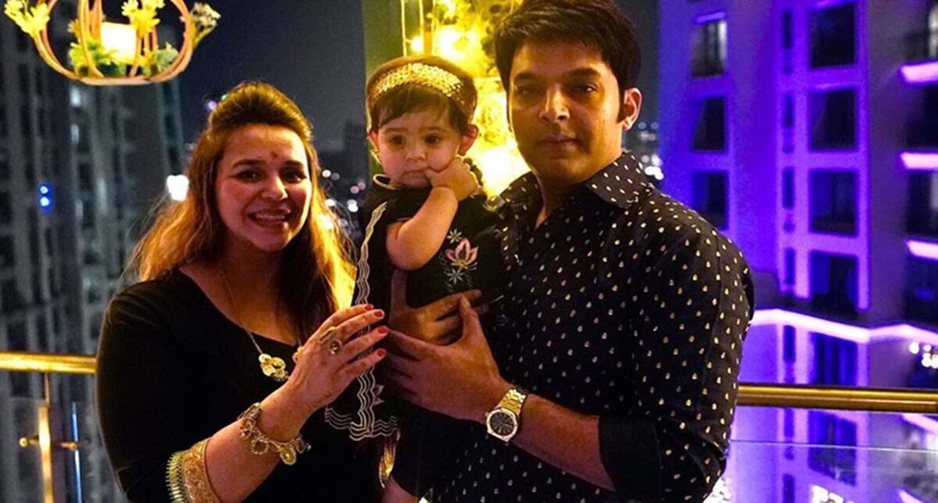 कॉमेडियन कपिल शर्मा ने रखा बेटे का नाम 'Trishaan'! जानें नाम का मतलब