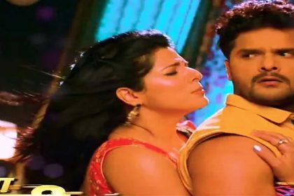 Khesari Lal Video Song: खेसारी लाल और स्मृति का जबरदस्त रोमांटिक सॉन्ग! देखें वीडियो