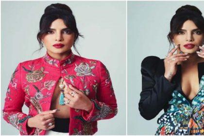 BAFTA 2021 में प्रियंका चोपड़ा का दिखा ग्लैमरस लुक! Viral हो रही हैं PHOTOS