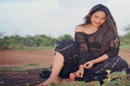 Rani Chatterjee Bold Photos: रानी चटर्जी ने ब्लैक ड्रेस दिए पोज, फैंस हुए क्लीन बोल्ड! देखें तस्वीरें
