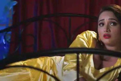 जब रानी चटर्जी ने बढ़ाया गर्मी का मीटर! अवधेश बाबू भी हुए अदाओं से घायल, देखें वीडियो