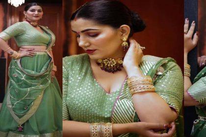 Sapna Choudhary Ke Gane: 'जुल्फ हवा में लहराए' गाने पर सपना चौधरी ने किया जोरदार डांस!
