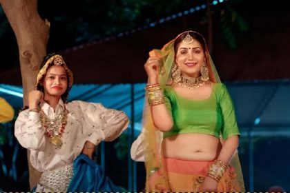 Sapna Chaudhary Haryanvi Song: सपना चौधरी के नए गाने के टीजर की धूम! खूबसूरती के घायल हुए फैंस