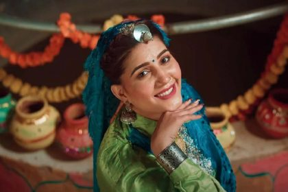 Sapna Choudhary Ke Gane: सपना चौधरी का नया गाना 'घुंघरू' हो रहा Viral, देखें जोरदार वीडियो