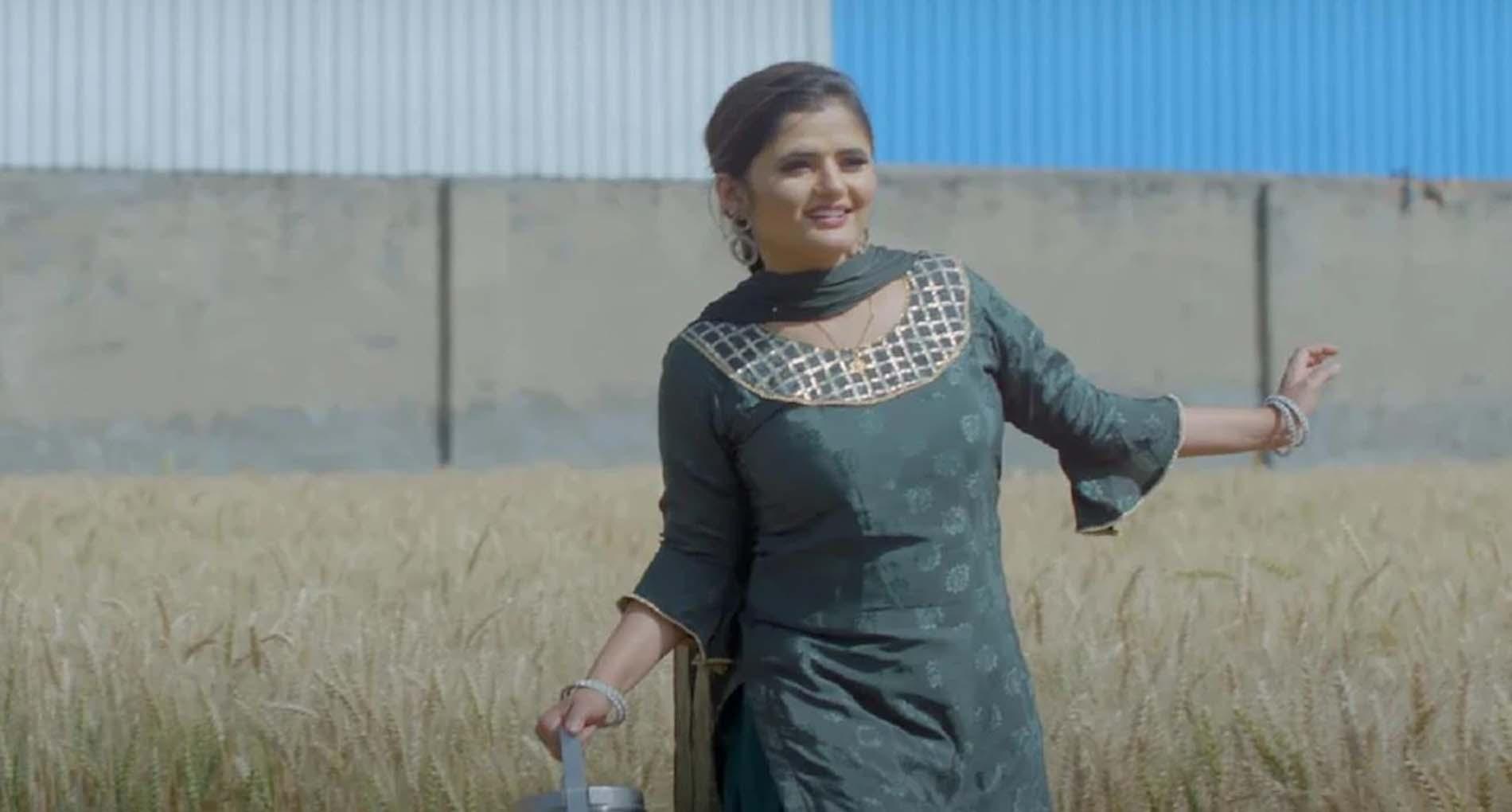 Haryanvi Song: अंजलि राघव का नया गाना 'सजनी' हुआ रिलीज! गाने में दिखी दो प्रेमियों की लव स्टोरी
