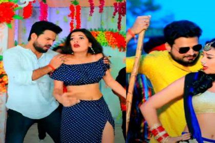 सुपरस्टार रितेश पांडे का भोजपुरी गाना 'हिलोर मारे' मचा रहा है धमाल! देखें Video