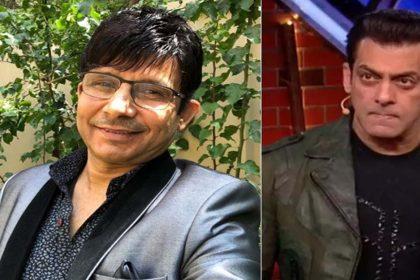 सलमान खान ने KRK के खिलाफ दर्ज कराया केस! लगाया 'राधे' फिल्म की छवि खराब करने का आरोप